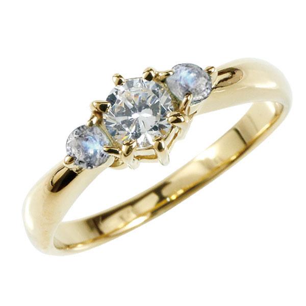 婚約指輪 エンゲージリング ダイヤモンド リング ブルームーンストーン 指輪 大粒 ダイヤ イエローゴールドK18 18金 ダイヤモンドリング ダイヤ ストレート ブライダルジュエリー ウエディング 贈り物 ギフト 18k 妻 嫁 奥さん 女性 彼女 娘 母 祖母 パートナー 送料無料