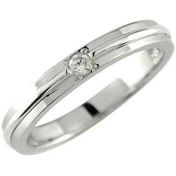 婚約指輪 エンゲージリング ダイヤモンド 一粒 ホワイトゴールドk18 18金 ダイヤモンドリング ダイヤ ストレート 贈り物 誕生日プレゼント ギフト ファッション 18k 妻 嫁 奥さん 女性 彼女 娘 母 祖母 パートナー 送料無料