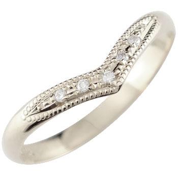 婚約指輪 プラチナ ダイヤモンド リング ミル打ち V字 エンゲージリング ダイヤモンドリング ウェーブリング ダイヤ 2.3 贈り物 誕生日プレゼント ギフト ファッション 妻 嫁 奥さん 女性 彼女 娘 母 祖母 パートナー 送料無料