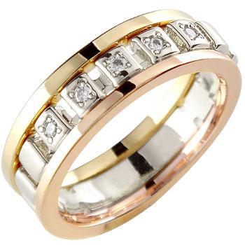 婚約指輪 エンゲージリング ダイヤモンド ホワイトゴールドk18 イエローゴールドk18 ピンクゴールドk18 重ね付け 18金 ダイヤモンドリング ダイヤ ストレート 贈り物 誕生日プレゼント ギフト ファッション 18k 妻 嫁 奥さん 女性 彼女 娘 母 祖母 パートナー 送料無料