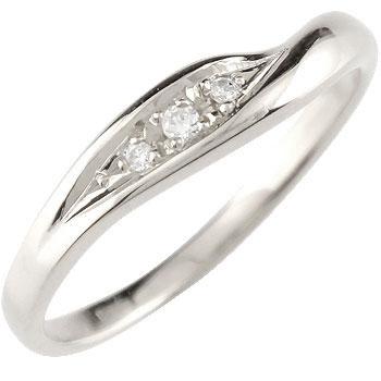 V字 婚約指輪 プラチナ エンゲージリング ダイヤモンド ダイヤモンドリング ウェーブリング ダイヤ レディース ブライダルジュエリー ウエディング 贈り物 誕生日プレゼント ギフト ファッション お返し 妻 嫁 奥さん 女性 彼女 娘 母 祖母 パートナー 送料無料