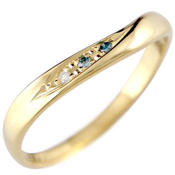 婚約指輪 エンゲージリング ダイヤモンド リング イエローゴールドk18 18金 ダイヤモンドリング ダイヤ ストレート 贈り物 誕生日プレゼント ギフト ファッション 18k 妻 嫁 奥さん 女性 彼女 娘 母 祖母 パートナー 送料無料