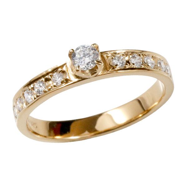 エタニティリング エンゲージリング ダイヤモンド リング 指輪 ダイヤ ダイヤモンドリング ピンクゴールドk18 18金 レディース ストレート 贈り物 誕生日プレゼント ギフト ファッション 18k お返し 妻 嫁 奥さん 女性 彼女 娘 母 祖母 パートナー 送料無料