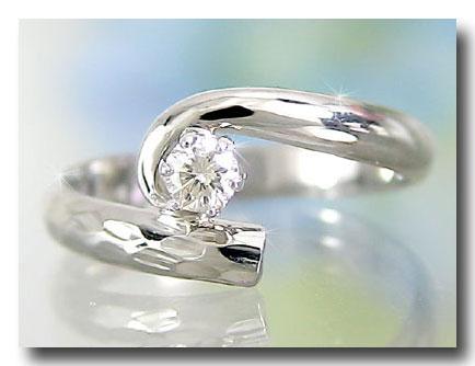 【送料無料】アンティーク 婚約指輪 ダイヤモンド リング ホワイトゴールドK18 指輪 エンゲージリング 一粒 18金 ダイヤモンドリング ダイヤ ストレート レディース ブライダルジュエリー ウエディング 贈り物 ギフト 18k 妻 嫁 奥さん 女性 彼女 娘 母 祖母 パートナー