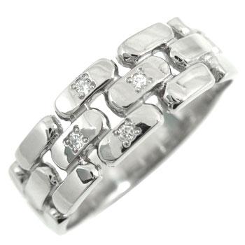 【送料無料】 ダイヤモンド リング ホワイトゴールドK18 婚約指輪 エンゲージリング 18金 ダイヤモンドリング ダイヤ ストレート 贈り物 誕生日プレゼント ギフト ファッション 妻 嫁 奥さん 女性 彼女 娘 母 祖母 パートナー