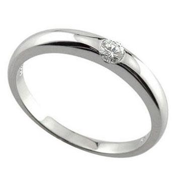 【送料無料】 婚約指輪 プラチナ エンゲージリング ダイヤモンド 指輪 一粒 0.10ct ダイヤモンドリング ダイヤ ストレート 贈り物 誕生日プレゼント ギフト ファッション 妻 嫁 奥さん 女性 彼女 娘 母 祖母 パートナー