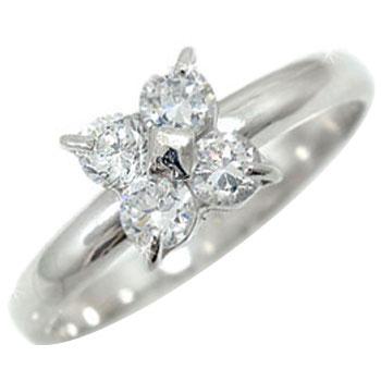 ピンキーリング シルバー925 ダイヤモンド 0.40ct指輪 SV925 ダイヤ ストレート ファッション 妻 嫁 奥さん 女性 彼女 娘 母 祖母 パートナー 送料無料