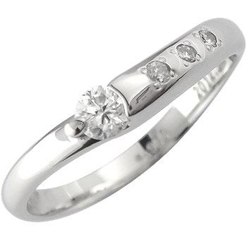 プラチナリング エンゲージリング 婚約指輪 ダイヤモンド リング 一粒 ダイヤモンドリング ダイヤ ストレート 贈り物 誕生日プレゼント ギフト ファッション 妻 嫁 奥さん 女性 彼女 娘 母 祖母 パートナー 送料無料