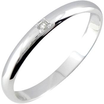 【送料無料】プラチナリング 指輪 エンゲージリング ダイヤモンド リング 婚約指輪 ピンキーリング 一粒 リング0.01ct ダイヤモンドリング ダイヤ ストレート 2.3 贈り物 誕生日プレゼント ギフト ファッション 妻 嫁 奥さん 女性 彼女 娘 母 祖母 パートナー