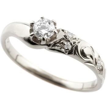 ●日本正規品● ハワイアンジュエリー ピンキーリング ダイヤモンド プラチナ リング 指輪 ハワイアンリング pt900 ダイヤ ストレート 送料無料, エリモチョウ 577f5a1e