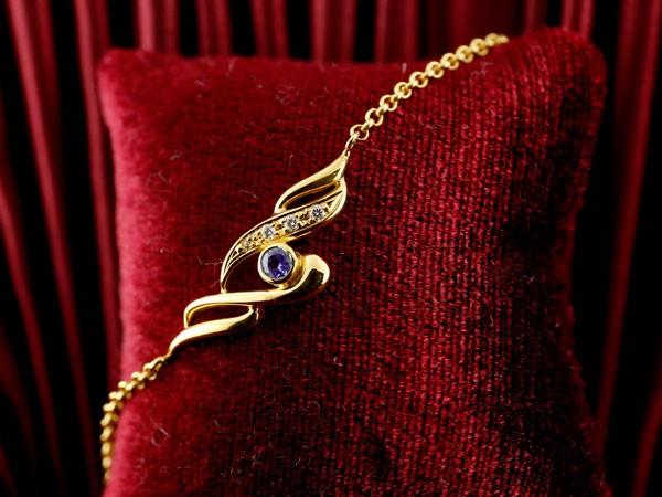 アメジスト ブレスレット ダイヤモンド イエローゴールドk18 メンズ アメジスト ブレスレット ダイヤモンド イエローゴールドk18 18金 チェーン ダイヤ 男性用 宝石 送料無料