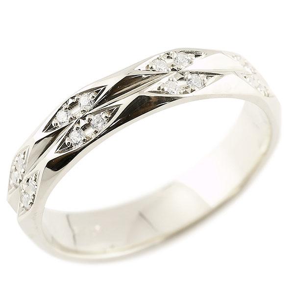 メンズ 指輪 キュービックジルコニア プラチナ cz リング 指輪 婚約指輪 カットリング 菱形 pt900 贈り物 誕生日プレゼント ギフト エンゲージリングのお返し 父の日
