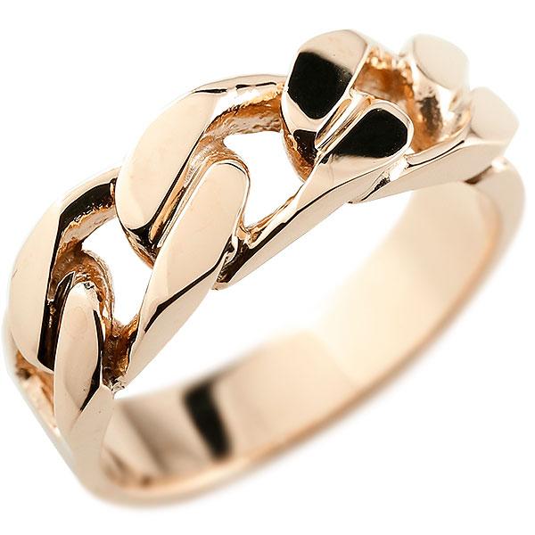 メンズ リング ピンクゴールドK10 喜平リング 指輪 婚約指輪 10金 キヘイ 鎖 男性用 コントラッド 東京 コントラッド 東京 コントラッド 東京 コントラッド 東京 贈り物 誕生日プレゼント ギフト ファッション エンゲージリングのお返し