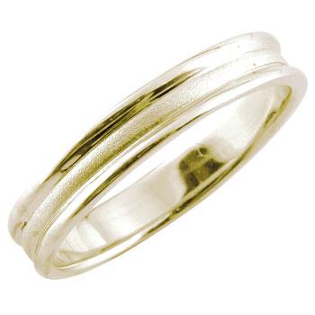 メンズリング 人気 指輪 リング イエローゴールドk18 k18 18金ピンキーリング ストレート 男性用 送料無料 父の日