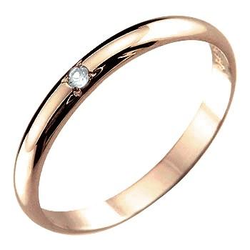 毎日のジュエリーパートナーとしてシンプルpinkyリング メンズ ピンキーリング アクアマリン リング 指輪 ピンクゴールドk18 3月誕生石18金 ストレート 2.3 男性用 宝石 送料無料