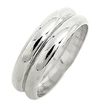 メンズリング 人気 プラチナ プラチナリング 指輪 手作りリングピンキーリング ストレート 男性用 送料無料