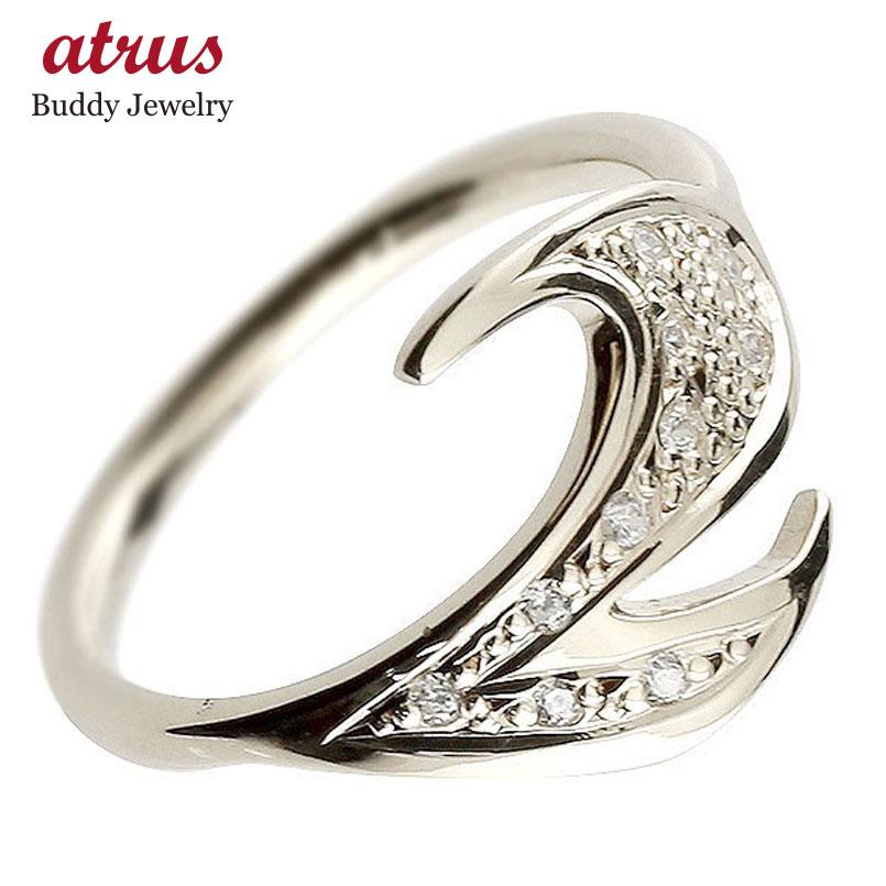 指輪 数字 ナンバー プラチナ シンプル メンズ ピンキーリング キュービックジルコニア ナンバー2 プラチナ pt900 リング 指輪 数字 ストレート 男性 送料無料