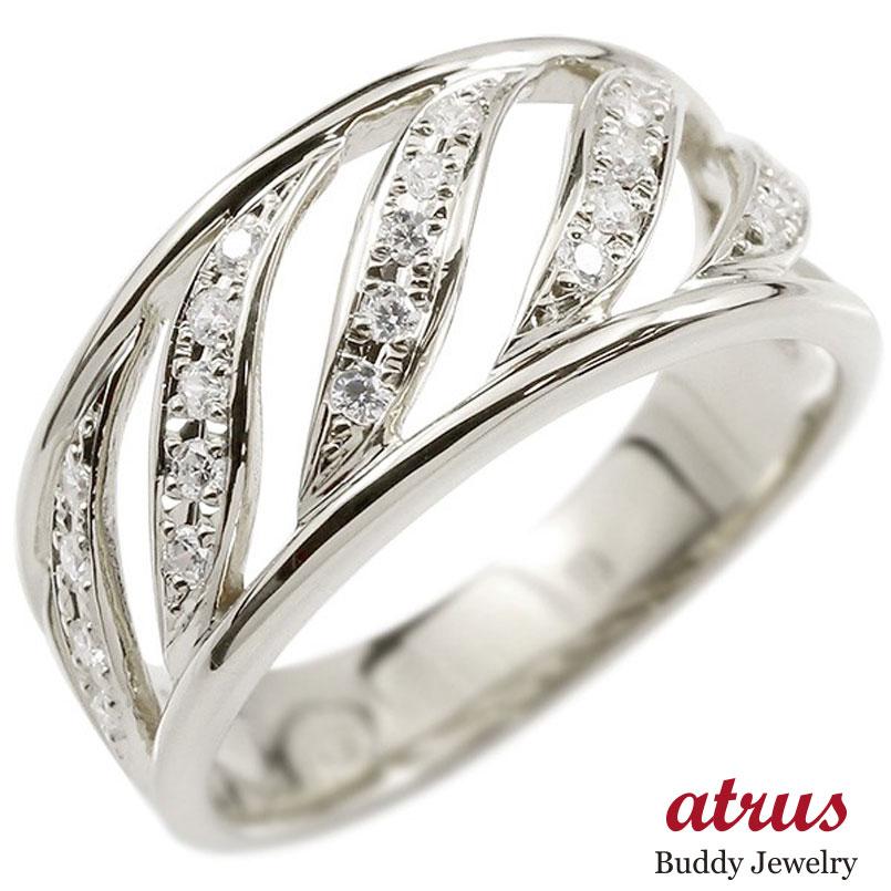 しっかりした幅広リング メンズ リング シルバー925 ダイヤモンド 幅広 指輪 リング ダイヤ sv925 ピンキーリング 男性用 送料無料