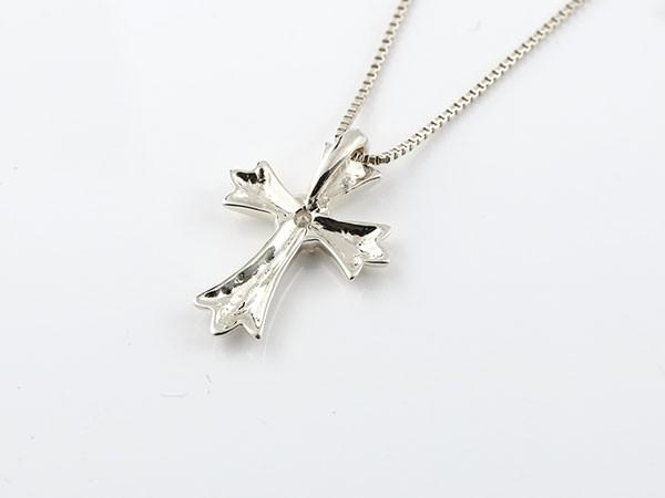 8f1f3fe7dcbe02 メンズダイヤモンドペンダントプラチナ900ダイヤネックレス十字架クロスプラチナチェーン人気あすつく