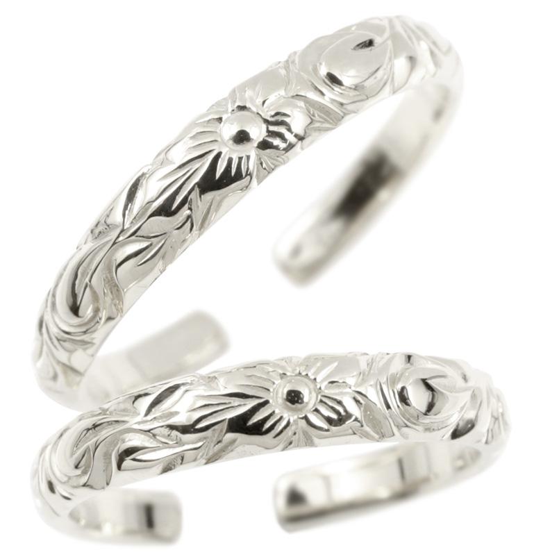 低廉 フリーサイズトゥリング ハワイアンジュエリー トゥリング ペア 送料0円 結婚指輪 シルバー 指輪 フリーサイズ ハワイアンリング sv925 カップル 地金 足の指輪 送料無料 2本セット