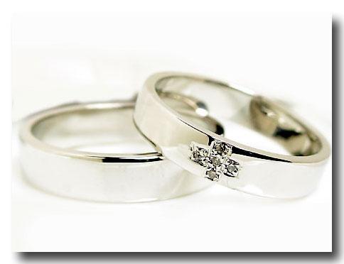 結婚指輪 ペアリング キュービックジルコニアシルバー925 ストレート カップル 贈り物 誕生日プレゼント ギフト ファッション パートナー
