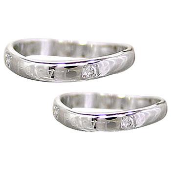 結婚指輪 ペアリング プラチナ900 ダイヤ ダイヤモンド マリッジリング 結婚式 ダイヤ カップル 贈り物 誕生日プレゼント ギフト ファッション パートナー