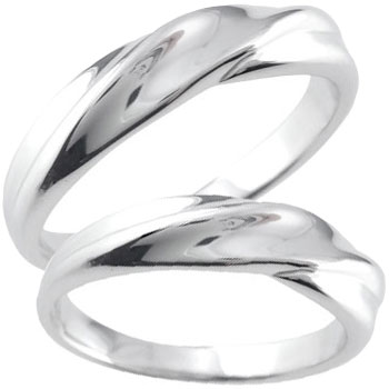 ペアリング プラチナ 結婚指輪 マリッジリング 地金リング 宝石なし ストレート カップル プレゼント 女性 送料無料 の 2個セット
