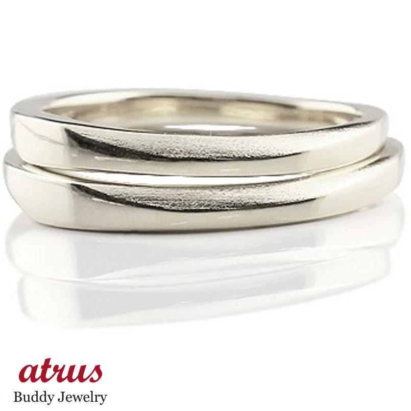 結婚指輪 ペアリング プラチナ マリッジリング 地金リング シンプル つや消し pt900 結婚式 ストレート スイートペアリィー カップル 贈り物 誕生日プレゼント ギフト ファッション パートナー 送料無料