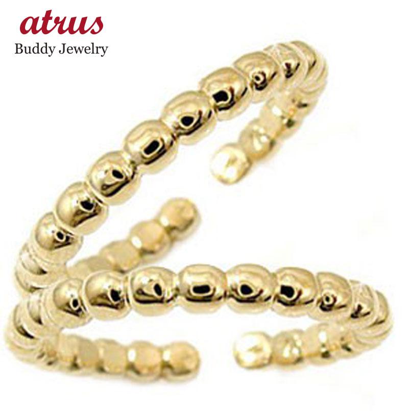 結婚指輪 スイートハグリング ペアリング マリッジリング イエローゴールドk18 フリーサイズリング 指輪 ハンドメイド 結婚式 18金 ストレート カップル 贈り物 誕生日プレゼント ギフト ファッション