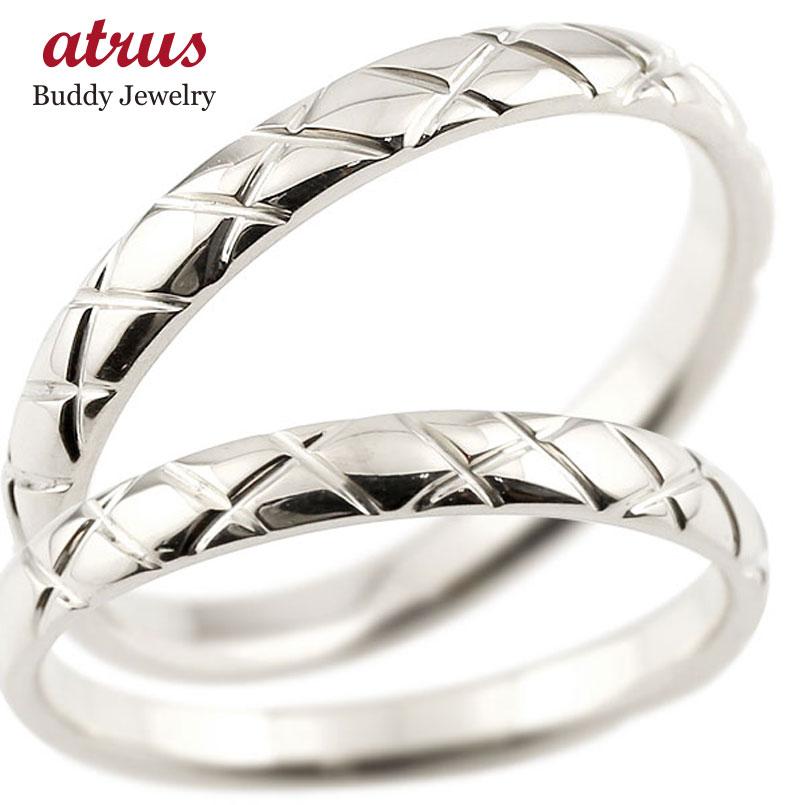 結婚指輪 ペアリング マリッジリング プラチナリング pt900 アンティーク 結婚式 ストレート 地金リング カップル ファッション パートナー 送料無料