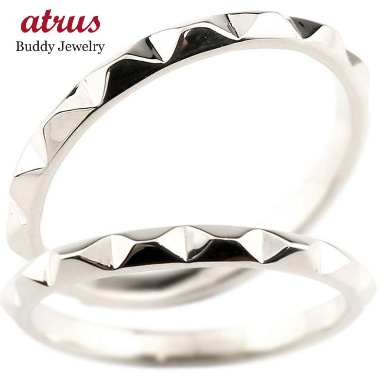 結婚指輪 ペアリング マリッジリング ストレート カップル シルバー 宝石なし 地金 メンズ レディース 贈り物 誕生日プレゼント ギフト ファッション エンゲージリングのお返し パートナー