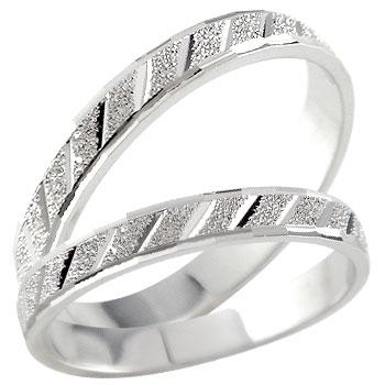 結婚指輪 プラチナ ペアリング マリッジリング カットリング 結婚指輪 結婚指輪 プラチナ ペアリング 人気 マリッジリング カットリング ダイヤモンドカット ダイヤ ストレート カップル 送料無料
