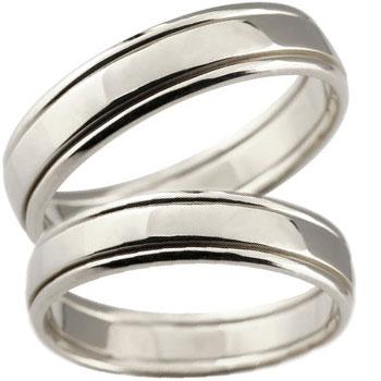 結婚指輪 ペアリング 人気 結婚指輪 プラチナ マリッジリング 結婚式 地金リング 宝石なし ストレート カップル プレゼント 女性 送料無料