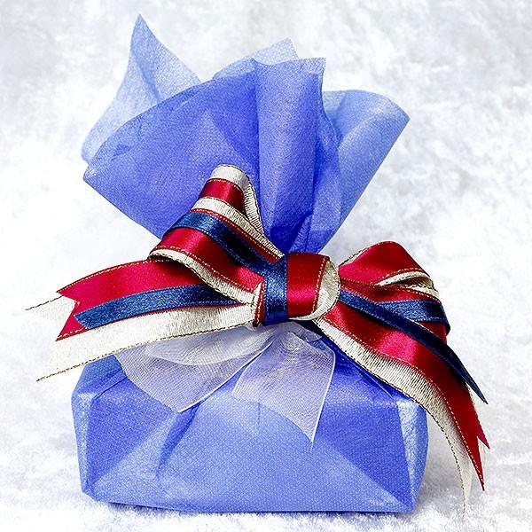 記念日 誕生日 プレゼントにオススメ プレゼント用 メンズラッピング 有料ギフトラッピング ブルー 不織布 リボン ゴールド 赤 青 ネイビー レッド 紺 期間限定特別価格 ディスカウント