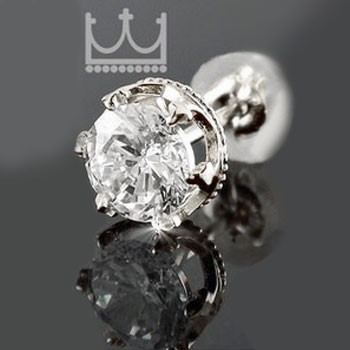上等な プラチナ ピアス 鑑定書付 ダイヤモンド 片耳ピアス 一粒 大粒 王冠 ダイヤ siクラス 宝石 送料無料, 北のFRP屋 プラマーレ 7b1311ac