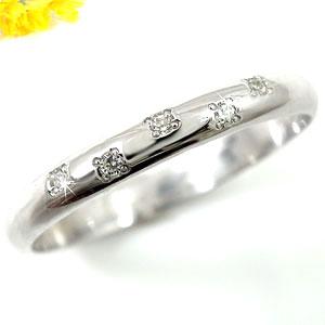 【送料無料】ピンキーリング ダイヤモンド プラチナ 指輪 ダイヤ 4月誕生石 ストレート 2.3 贈り物 誕生日プレゼント ギフト ファッション 妻 嫁 奥さん 女性 彼女 娘 母 祖母 パートナー