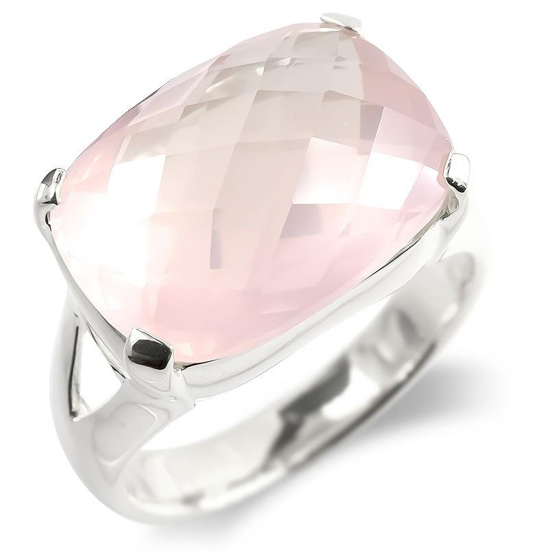婚約指輪 安い プラチナ リング レディース ローズクオーツ 大粒 指輪 pt900 エンゲージリング ピンキーリング 女性 宝石 人気 送料無料