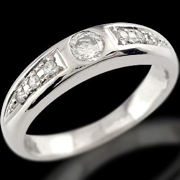 【送料無料/即納】  ピンキーリング 指輪 送料無料 ホワイトゴールド ダイヤモンド ストレート リング 一粒 18金 ダイヤモンドリング ダイヤ ダイヤ ストレート 送料無料, ワキチョウ:d68d077d --- hafnerhickswedding.net