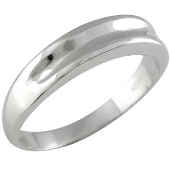 ピンキーリング プラチナリング 指輪 リング 宝石なし 地金リング ストレート 送料無料