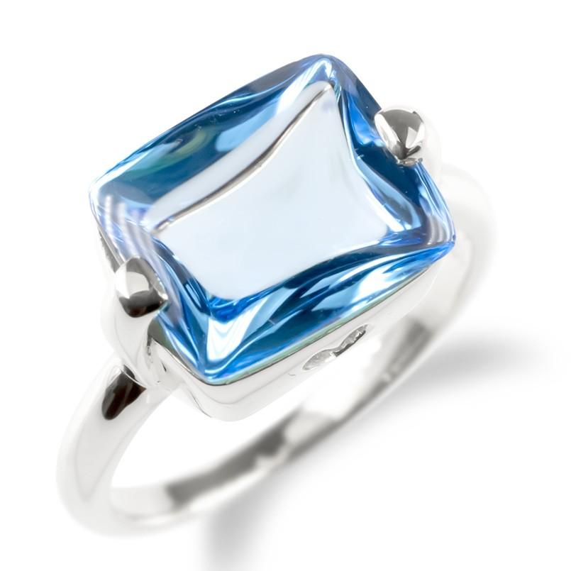 婚約指輪 安い シルバー リング レディース ブルートパーズ 大粒 指輪 sv925 エンゲージリング ピンキーリング ハート 女性 宝石 11月誕生石 人気 送料無料