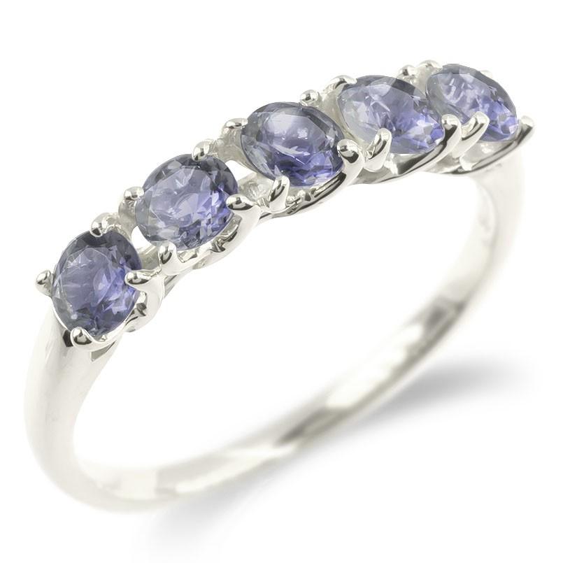 プラチナ リング レディース アイオライト 大粒 指輪 pt900 婚約指輪 安い エンゲージリング ピンキーリング 女性 宝石 人気 送料無料