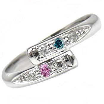 【送料無料】ピンキーリング ダイヤモンドリング ピンクサファイア プラチナリング 指輪 プラチナ ダイヤ ダイヤ 9月誕生石 ストレート 贈り物 誕生日プレゼント ギフト ファッション 妻 嫁 奥さん 女性 彼女 娘 母 祖母 パートナー