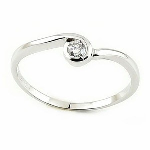 【送料無料】ピンキーリングダイヤモンド ホワイトゴールドk18 指輪 18金 ダイヤ 4月誕生石 ストレート 贈り物 誕生日プレゼント ギフト ファッション 18k 妻 嫁 奥さん 女性 彼女 娘 母 祖母 パートナー