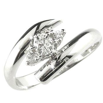 【送料無料】指輪 ピンキーリングホワイトサファイアホワイトゴールドk18ダイヤモンド 2個付き ダイヤ 18金 9月誕生石 ストレート 贈り物 誕生日プレゼント ギフト ファッション 妻 嫁 奥さん 女性 彼女 娘 母 祖母 パートナー