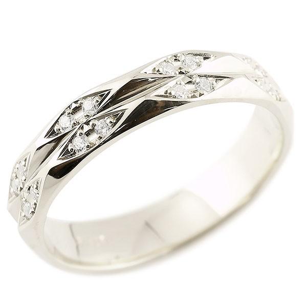 指輪 ダイヤモンド シルバー ダイヤリング 指輪 婚約指輪 カットリング 菱形 sv925 宝石 妻 嫁 奥さん 女性 彼女 娘 母 祖母 パートナー