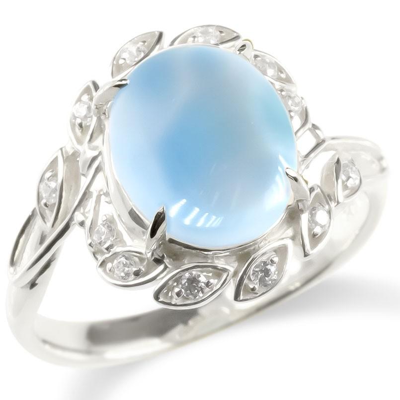 プラチナ リング ラリマー ダイヤモンド レディース 指輪 pt900 婚約指輪 安い エンゲージリング ピンキーリング 女性 送料無料