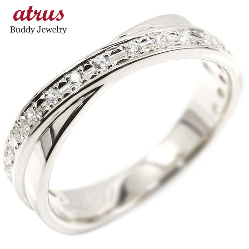 婚約指輪 リング ホワイトゴールドk10 ダイヤモンド ピンキーリング ダイヤ 指輪 エンゲージリング 10金 宝石 レディース 妻 嫁 奥さん 女性 彼女 娘 母 祖母 パートナー