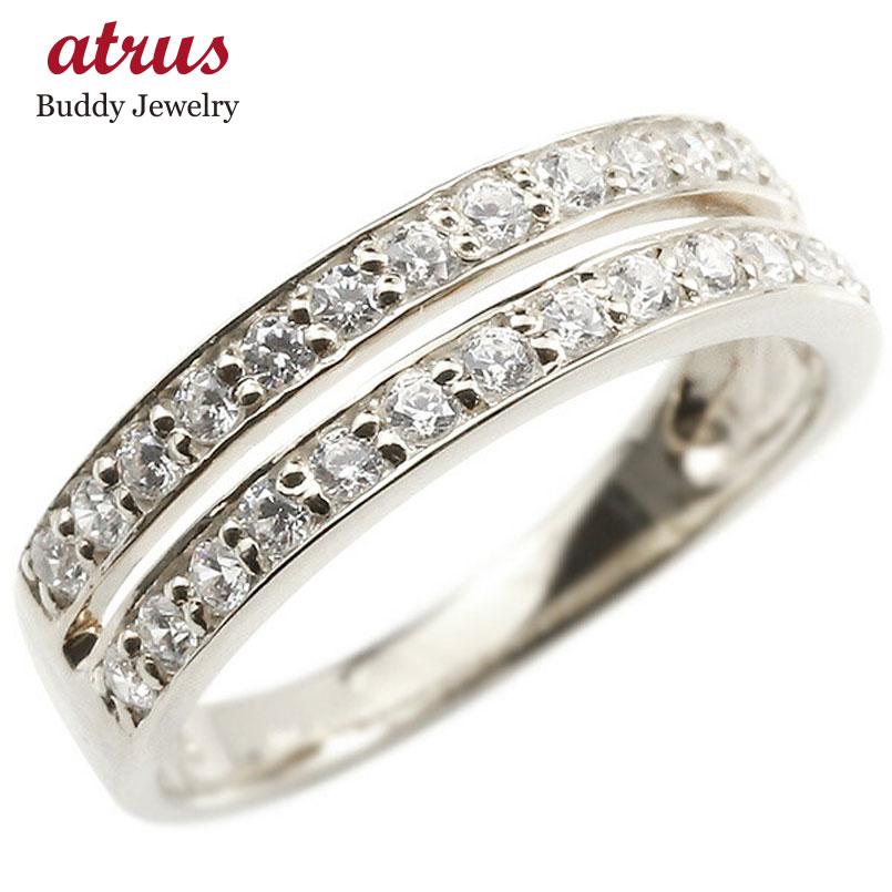 婚約指輪 プラチナリング ダイヤモンド エンゲージリング 2連 指輪 ピンキーリング pt900 宝石 レディース 妻 嫁 奥さん 女性 彼女 娘 母 祖母 パートナー