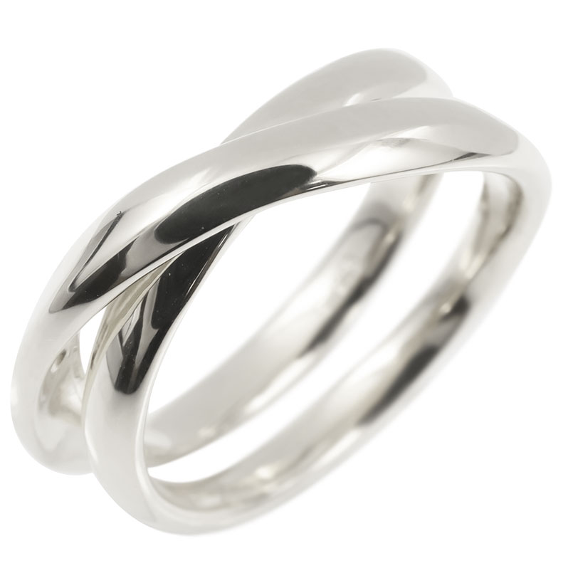 プラチナ リング レディース 指輪 pt900 フリースタイル 婚約指輪 安い シンプル ピンキーリング 地金 女性 送料無料