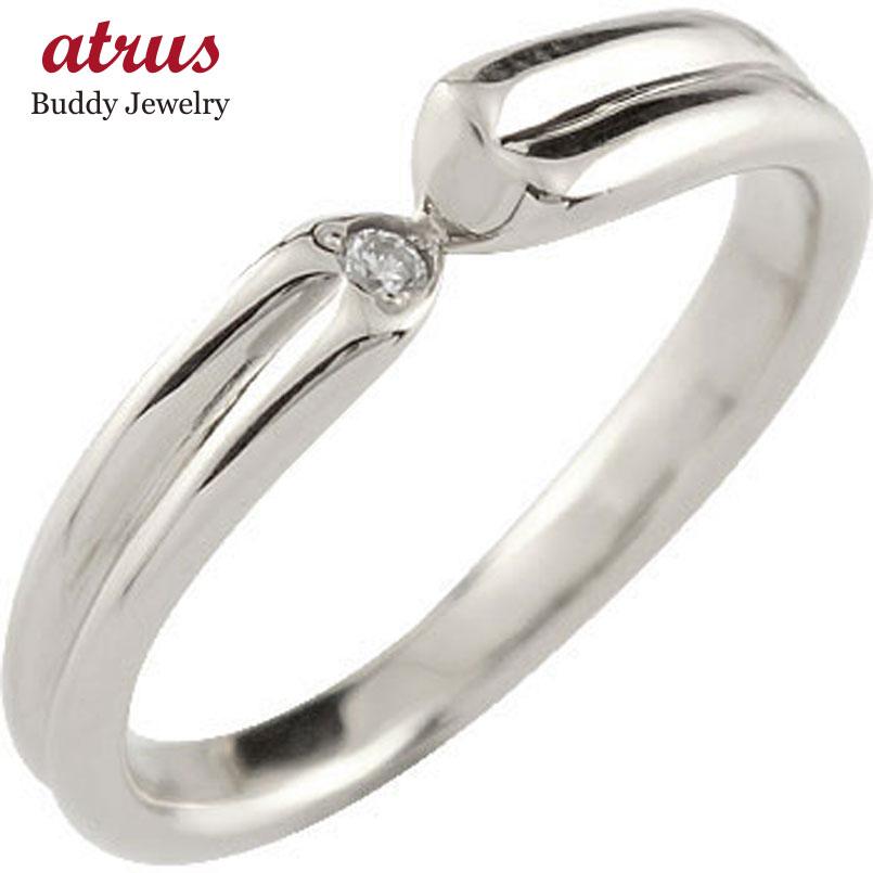 婚約指輪 ハードプラチナ エンゲージリング ダイヤモンド 一粒 ハート ダイヤモンドリング pt950 ダイヤ ストレート 送料無料